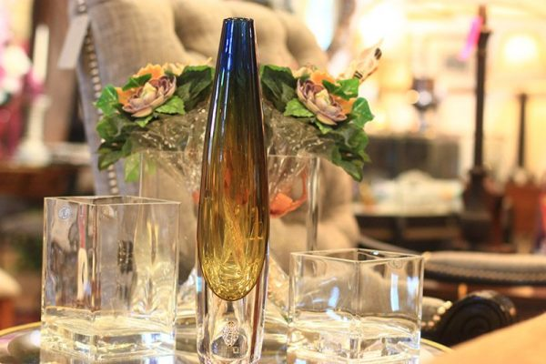 Vicke Lindstrand KOSTA Sweden Vase Preview View