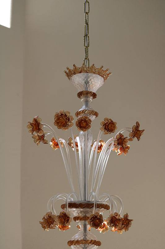 Archimede Segusa Chandelier Top View