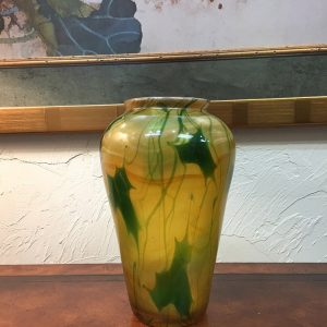Tiffany Leaf Vase Preview View