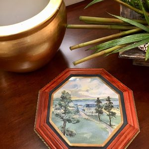 MacKenzie-Childs Maclachlan Octagonal Trivet Preview View