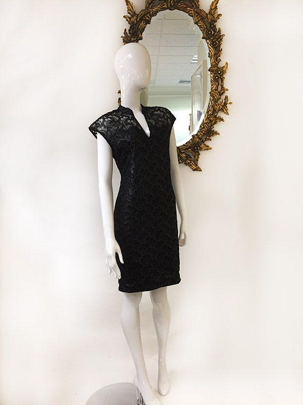 Josie Natori Lace Dress Preview View