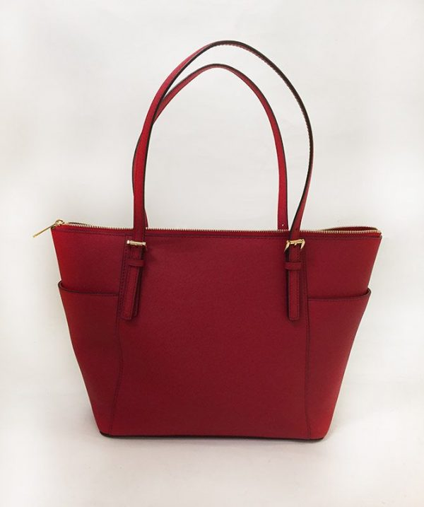 Michael Kors Jet Set Tote Back View
