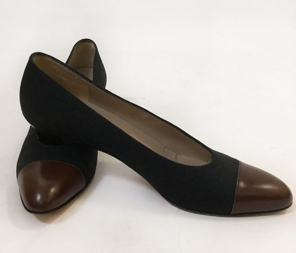 Ferragamo Cap-Toe Pump Preview View