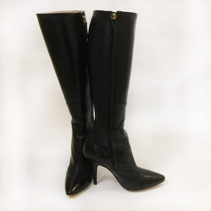Escada Black Boots Preview View