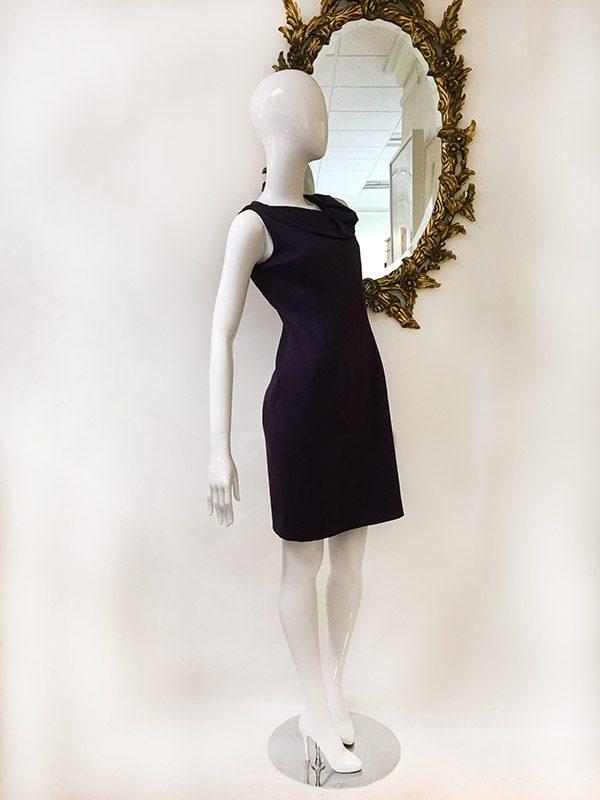Elie Tahari Sleeveless Dress Preview View