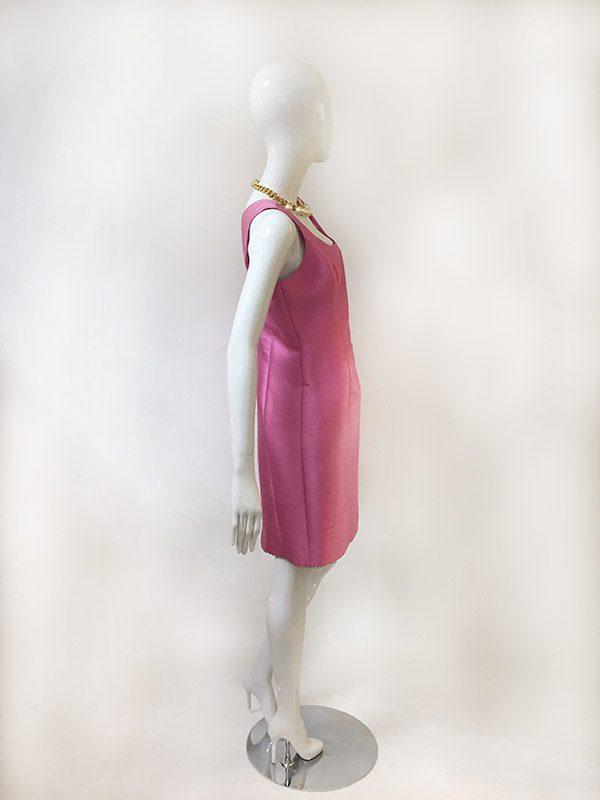 Teri Jon Sleeveless Dress Side View