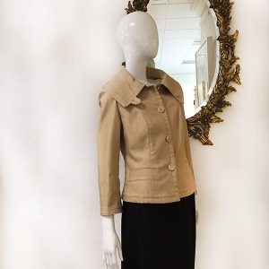 Escada Stretch Twill Jacket Preview View
