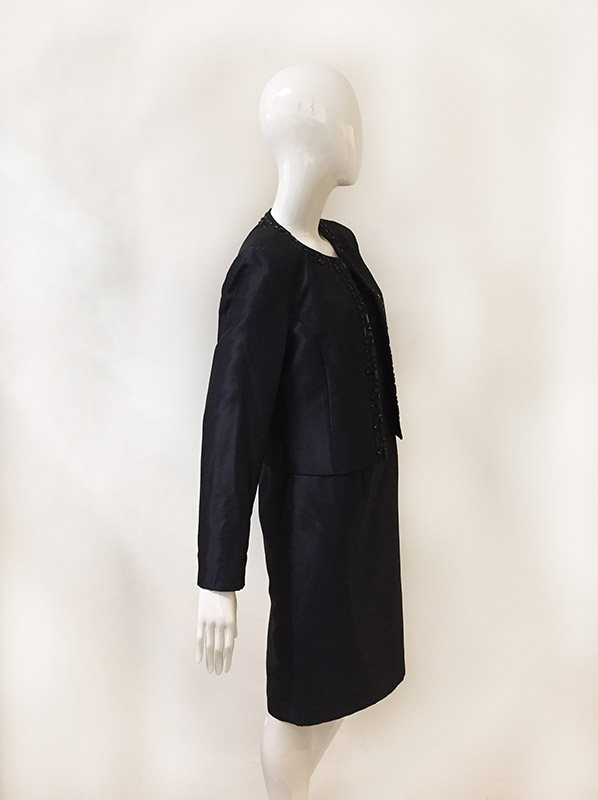 Albert Nipon Dress Suit Side View