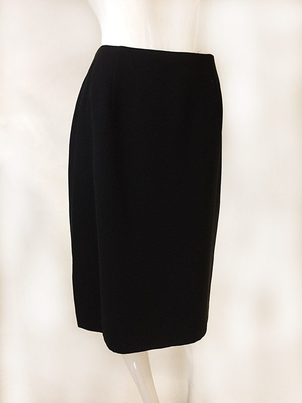 Donna Morgan Skirt Suit Skirt Front View