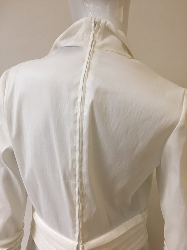 Hartly Back Zip Blouse