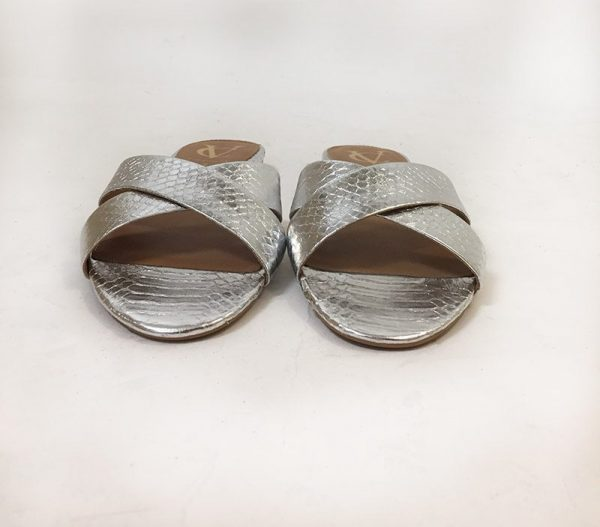Signature By Vince Camuto Slides Front View