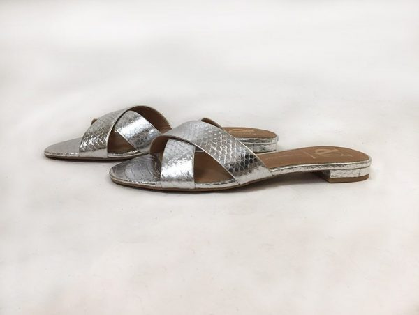 Signature By Vince Camuto Slides Side View 2