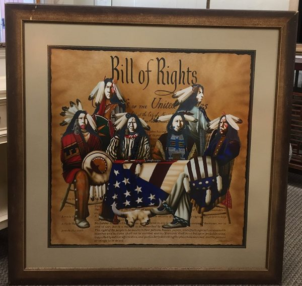 Bill Of Rights Preview View