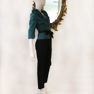 Adrianna Papell 3/4 Sleeve Evening Jacket Preview View
