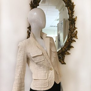 Lida Baday Notched Collar Jacket Preview View