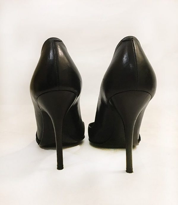 Christian Dior Pointed Toe Pumps Back View