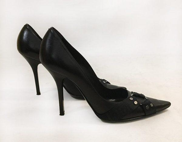 Christian Dior Pointed Toe Pumps Side View