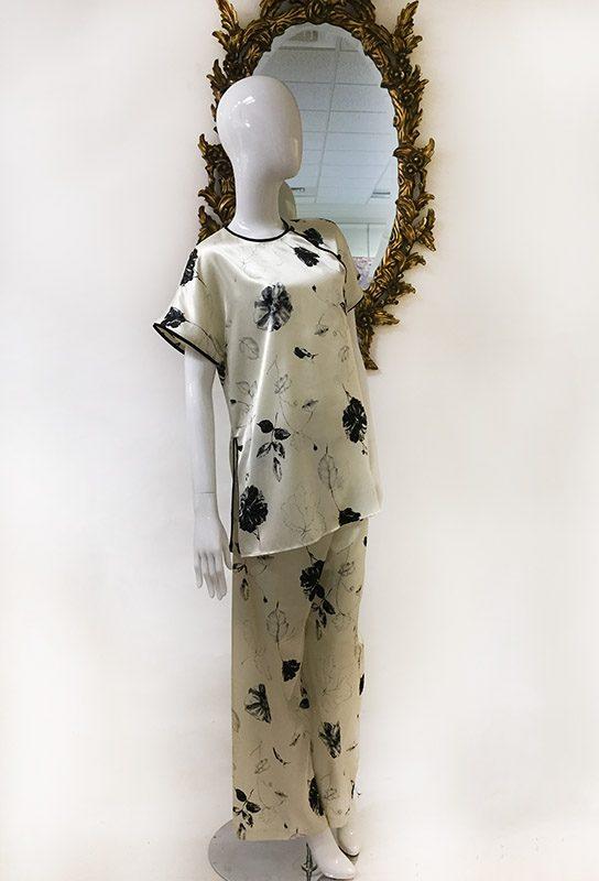 Natori Asian Inspired Pajama Set Preview View