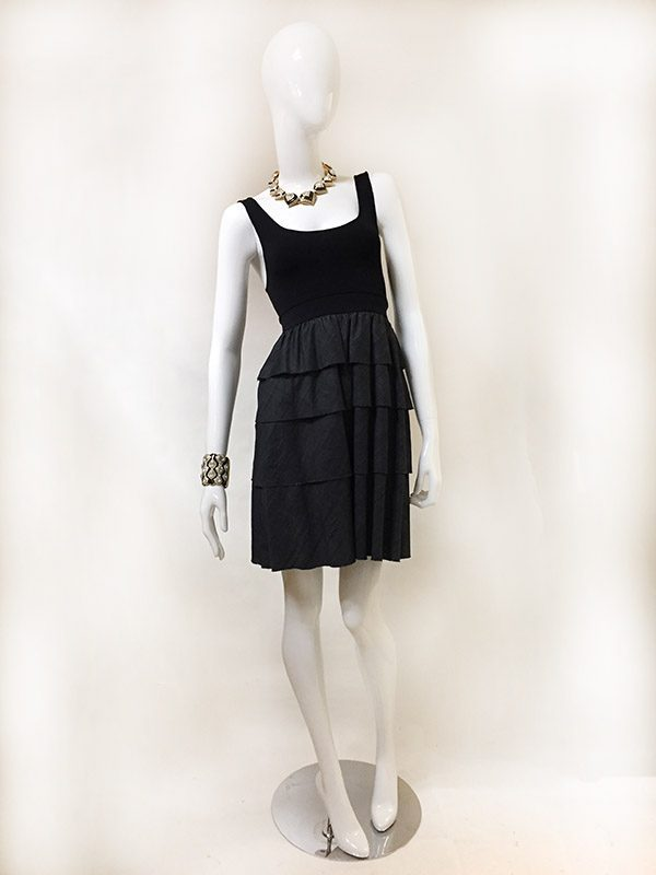 Theory Sleeveless Dress Front View