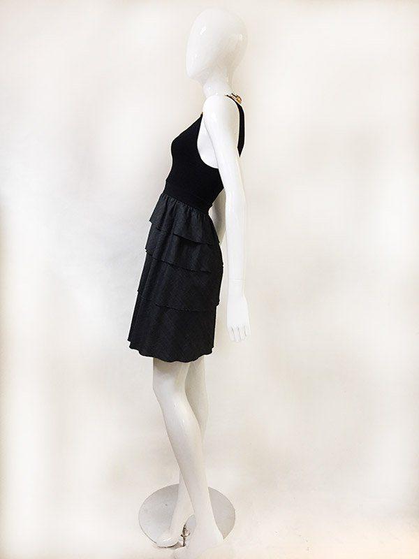 Theory Sleeveless Dress Side View 2