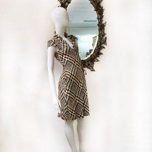 Diane von Furstenberg Cap Sleeve Wrap Dress Preview View