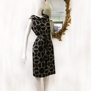 Talbots Cowl Neck Dress Preview View