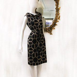 Talbots Cowl Neck Dress Preview View