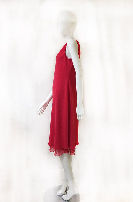 Jones New York Sleeveless Dress Side View