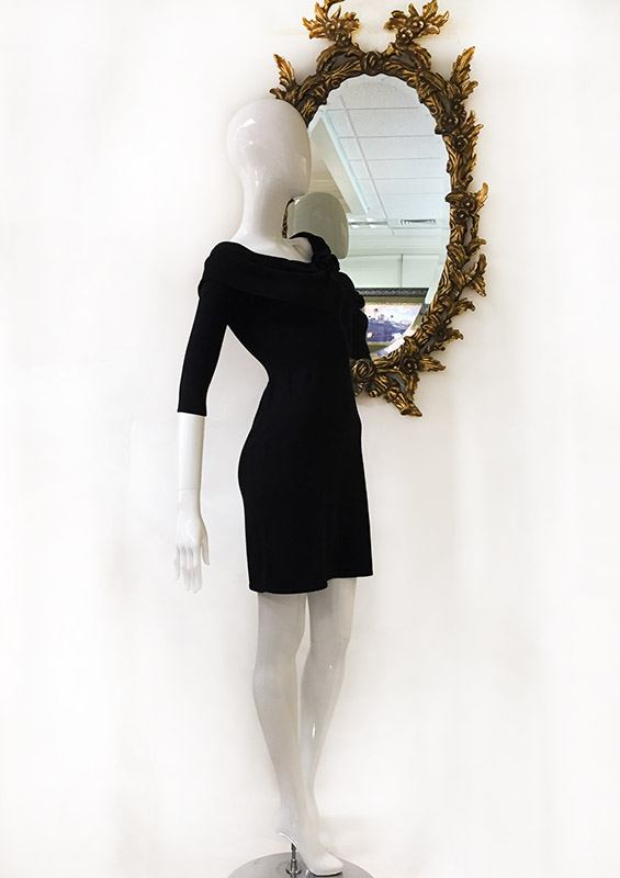 White House Black Market Sweater Dress Preview View