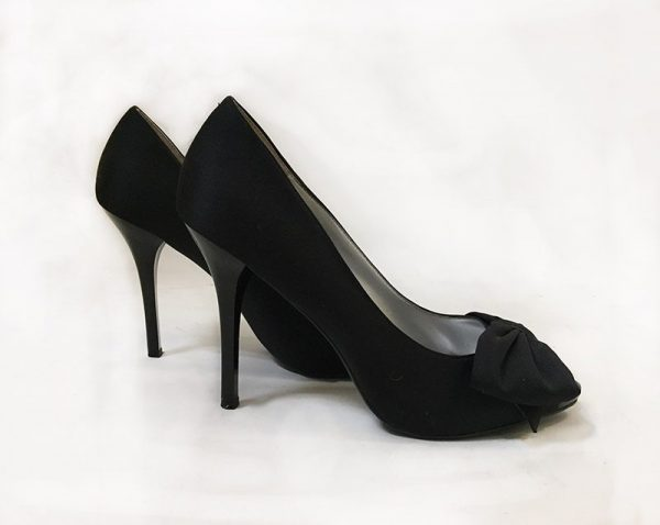 Guess Peep Toe Pump Side View