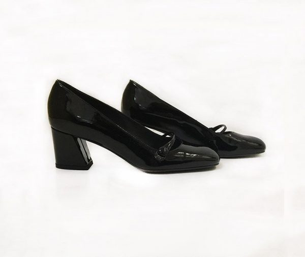Stuart Weitzman Mary Jane Pumps Side View
