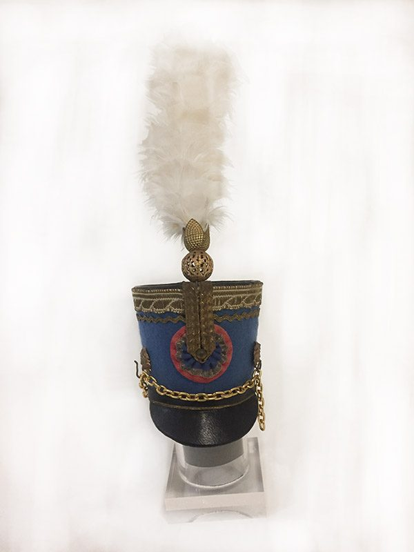 Miniature French Military Hat 4 Preview View