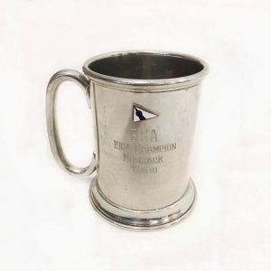 Pewter Trophy Mug Preview View