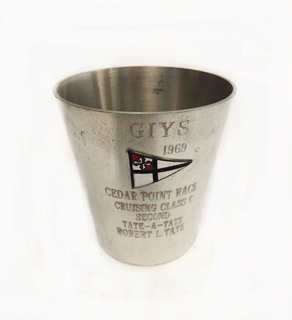 G.I.Y.S. 1969 Pewter Trophy Cup 2 Preview View